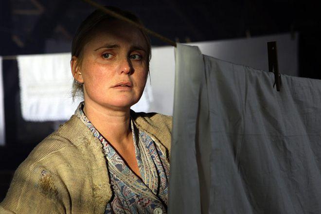 W filmie Agnieszki Holland zobaczymy wrocławską aktorkę Kingę Preis...