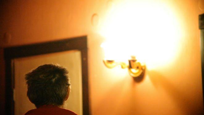 Kadr z filmu Dominika Krawczyka i Agnieszki Opyt ''Przekraczając siebie''.