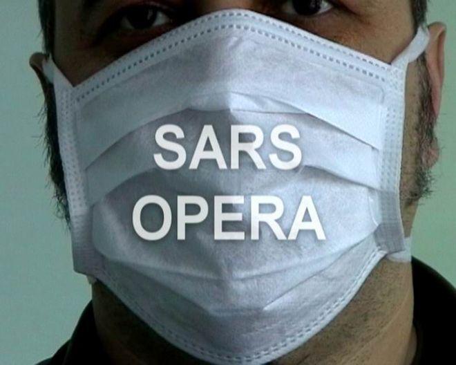 Stefan Rusu ''Sars Opera''.