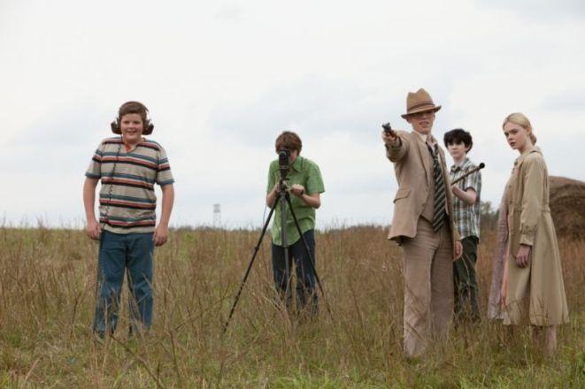 Kadr z filmu ''Super 8''.