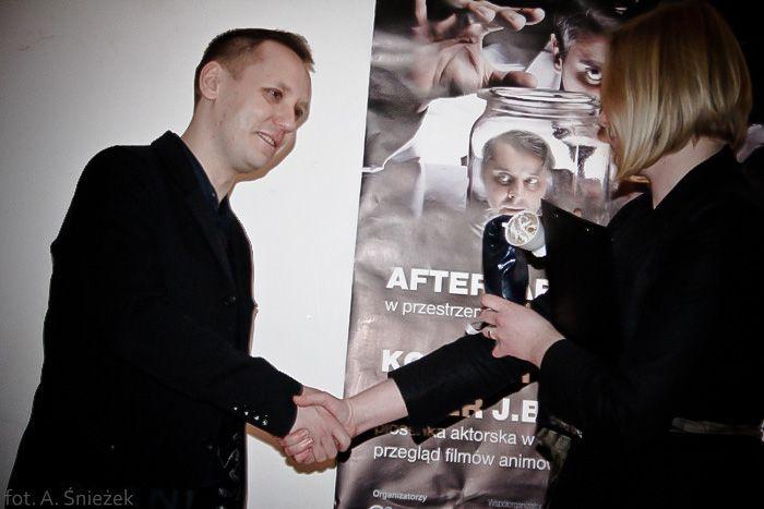 Wrocławskim animatorem kultury 2010 został Jarosław Skóra.