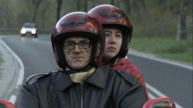 Fotos z filmu ''Wycieczka'' Bartosza Kruhlika.