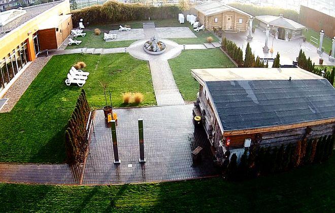 W strefie saun powstanie nowy basen