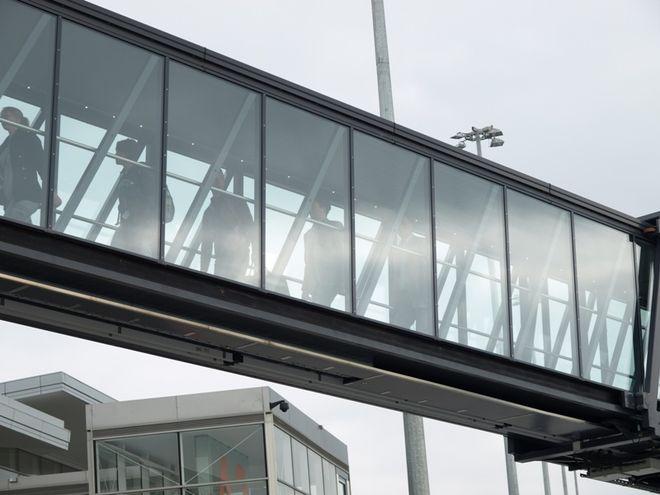 Nowe rękawy w Porcie Lotniczym Wrocław