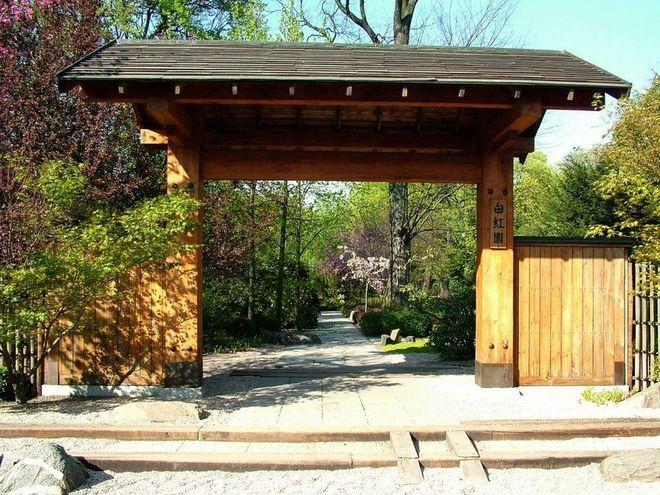 Ogród Japoński warto odwiedzić