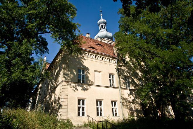 Pałac w Bobolicach