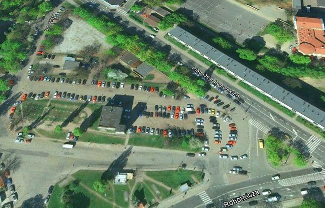 W tym miejscu za parkowanie trzeba już płacić