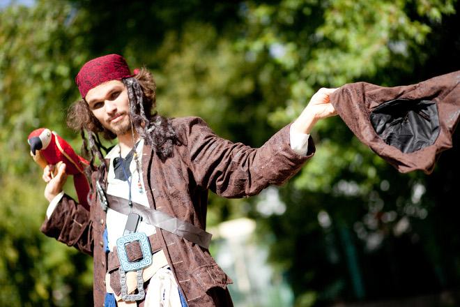 Okolice Hydropolis zamienią się w krainę piratów