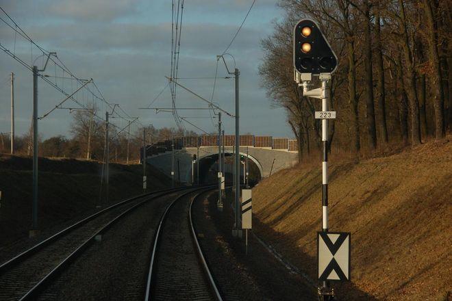 Na modernizacji linii kolejowej z Wrocławia do Poznania zyskują również zwierzęta