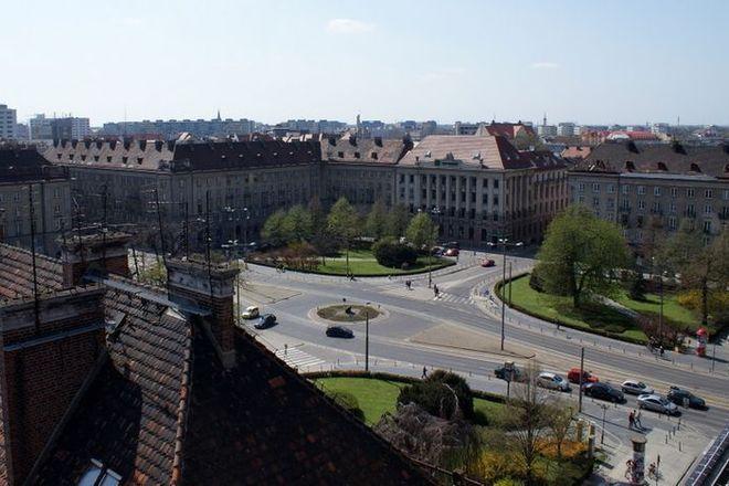 Plac Kościuszki - serce KDM
