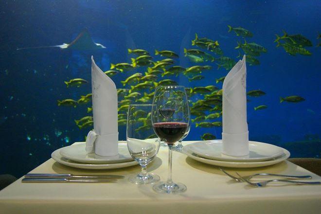Jest okazja na nietypową romantyczną kolację