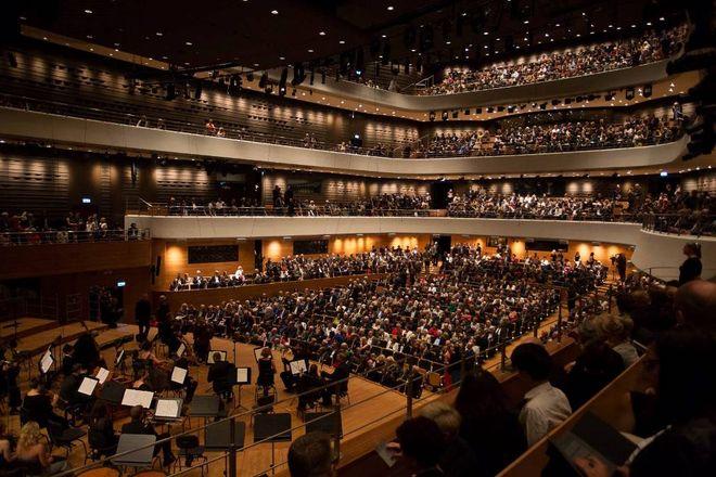 Narodowe Forum Muzyki urzeka