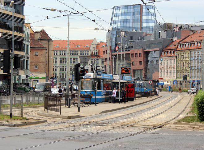 W sobotę rusza remont rozjazdów tramwajowych na skrzyżowaniu ulic Kazimierza Wielkiego, Nowy Świat i św. Mikołaja