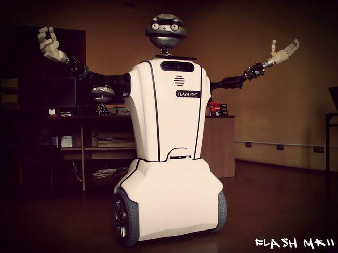 Robot Flash Mk II