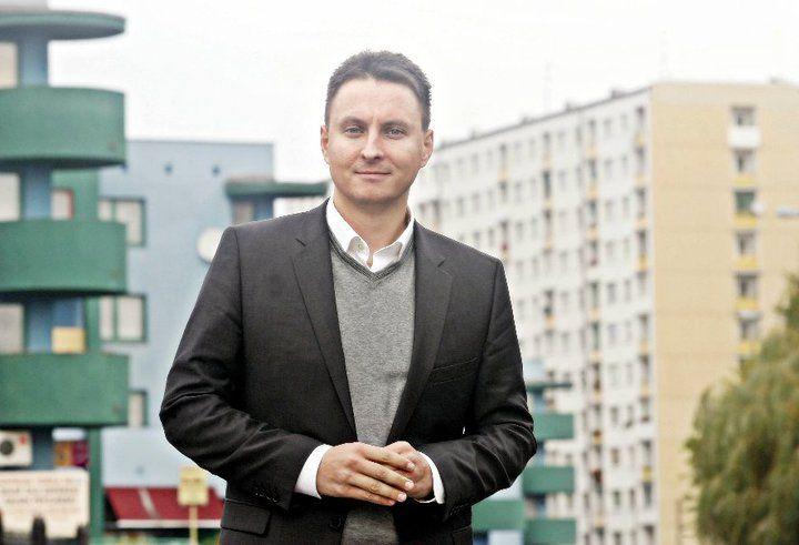 Sebastian Lorenc staje w obronie rowerzystów