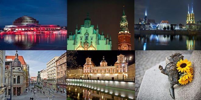 Piękny Wrocław warto zwiedzać na piechotę