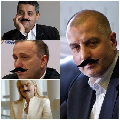 Szlachta z Wrocławia - oto nasza wizualizacja, którą chcielibyśmy zachęcić ''znanych wrocławian'' do wzięcia udziału w projekcie ''Chcemy wąsów na EURO 2012''