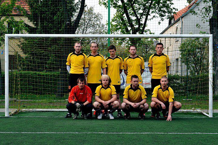 Bumerang - obecni Mistrzowie Spartan Cup.