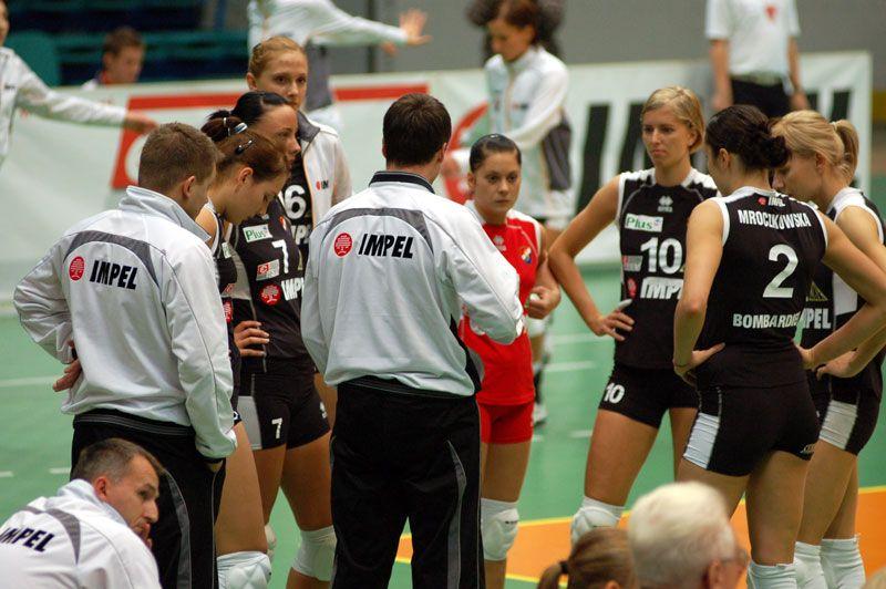 Impel Gwardia Wrocław osiąga sukcesy na wszystkich szczeblach wiekowych rozgrywek lig piłki siatkowej.