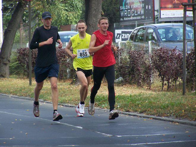 Start we wrocławskim maratonie wymaga nie lada przygotowań.