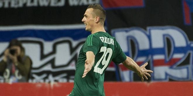 Peter Grajciar w przyszłym sezonie nadal będzie reprezentował barwy Śląska Wrocław
