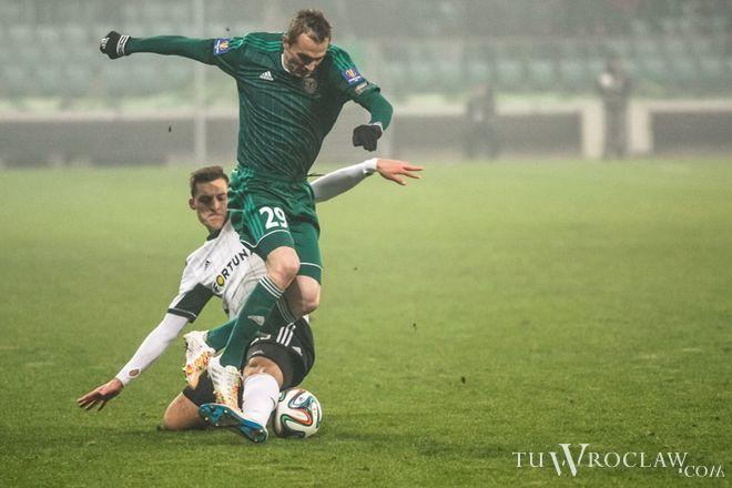 Słowak Peter Grajciar w meczu z Górnikiem Zabrze będzie miał okazję udowodnić, że Śląsk powinien podpisać z nim dłuższy kontrakt