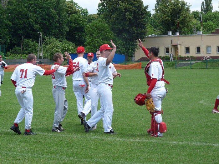 Wrocławscy baseballiści mogą zaliczyć miniony sezon do udanych