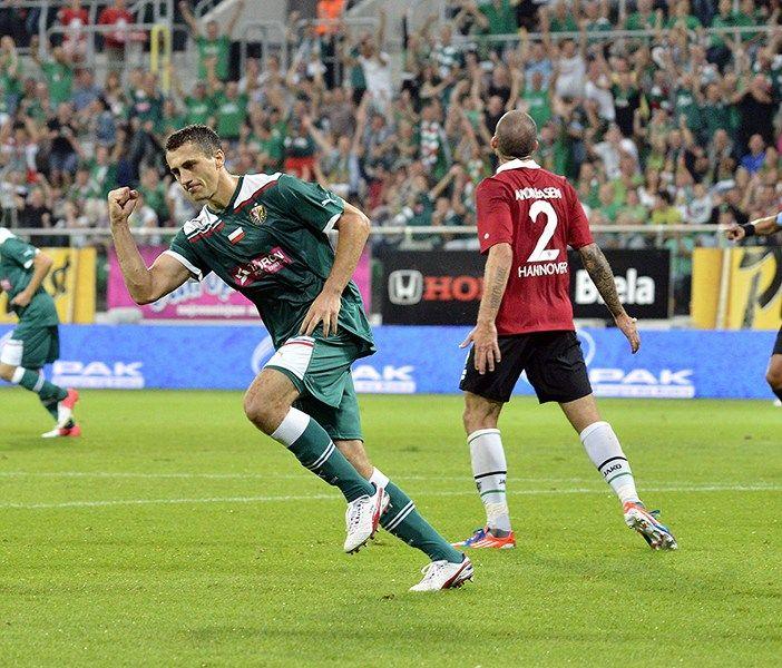 Tomasz Jodłowiec ma w piątek pełnić rolę kapitana polskiej reprezentacji