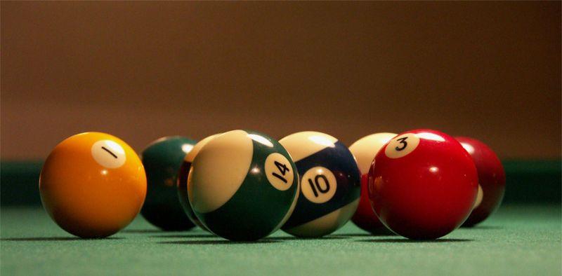 Jedną z dyscyplin sportowych World Games jest bilard.