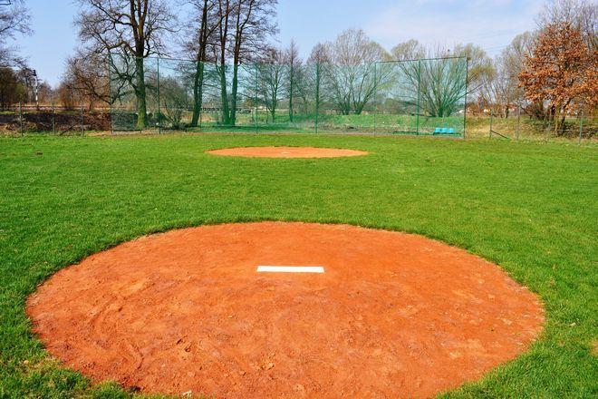 Boisko do baseballu już czeka na uczniów