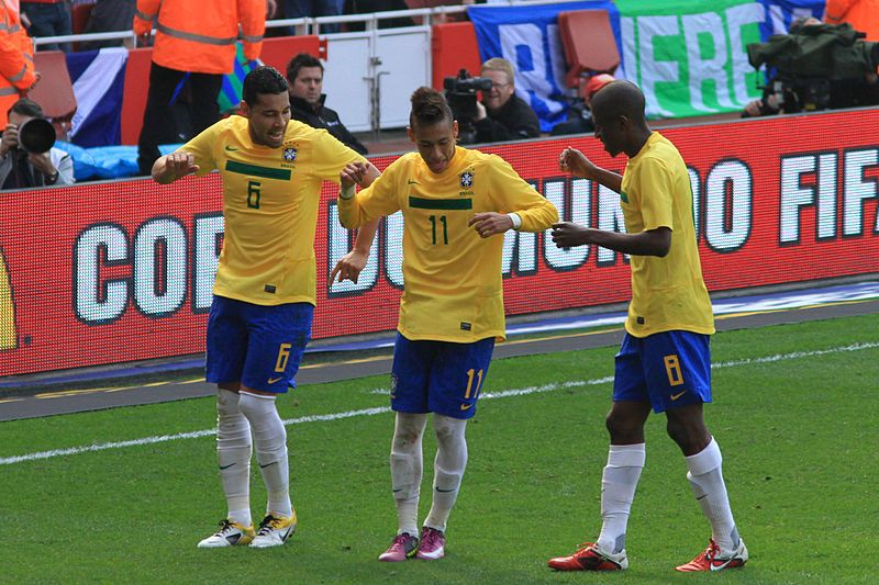 Dla każdego dziecka udział w takim meczu jak Brazylia - Japonia będzie wielką przygodą