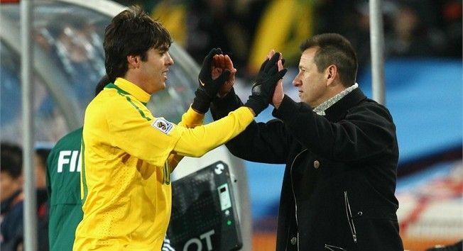 Piłkarze Brazylii według kibiców z Wrocławia mają duże szanse na końcowy sukces w Mistrozstwach Świata w RPA.