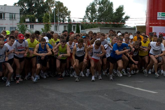 Bieg Solidarności cieszy się popularnością biegaczy.