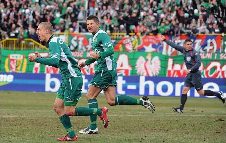 W pierwszym meczu Celinator wbił Górnikowi dwa gole