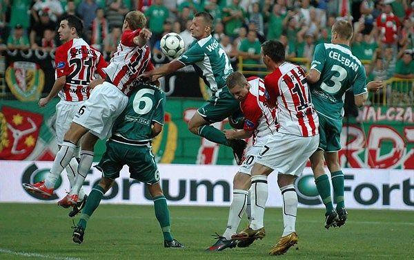 W sobotnim spotkaniu z Cracovią to gospodarze wykazali większą determinację i wygrali ze Śląskiem 1:0.