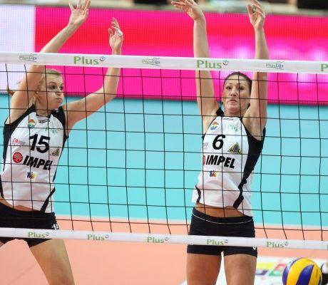 Występy w rozgrywkach Pucharu CEV wpłynęły znacząco na dyspozycję siatkarek Gwardii w spotkaniu z Centrostalem Bydgoszcz.