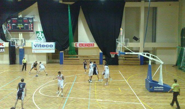 Koszykarze WKK Wrocław odnieśli cenne zwycięstwo we własnej hali.