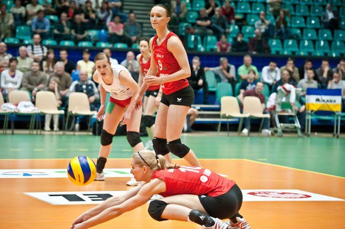Wrocławskie siatkarki wygrały kolejny mecz w europejskich pucharach
