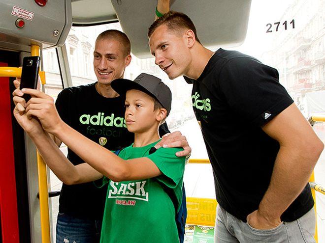Piłkarze Śląska czekają na fanów