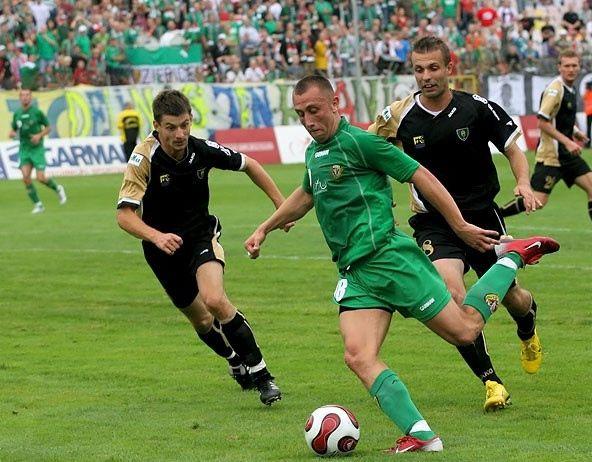Dobrą grą w Śląsku Wrocław Janusz Gancarczyk zapewnił sobie powołanie do kadry Polski.