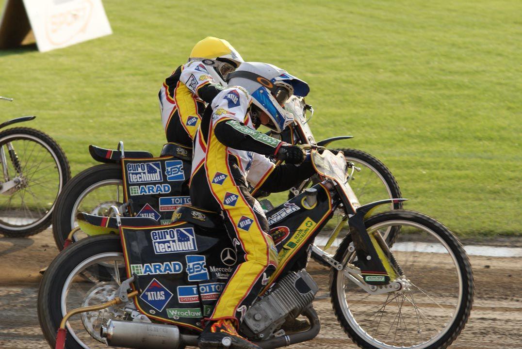 Maciej Janowski pozostaje wierny Wrocławskiemu Towarzystwu Sportowemu.