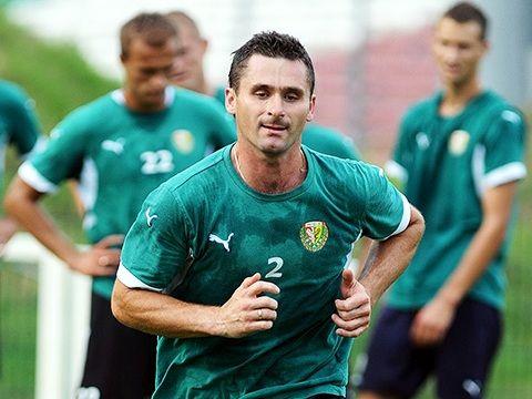 W potyczce z Czechami od pierwszej minuty grał <b>Remigiusz Jezierski</b>, a zmienił go <b>Tomasz Szewczuk</b>. Zabrakło za to <b>Cristiana Diaza</b>