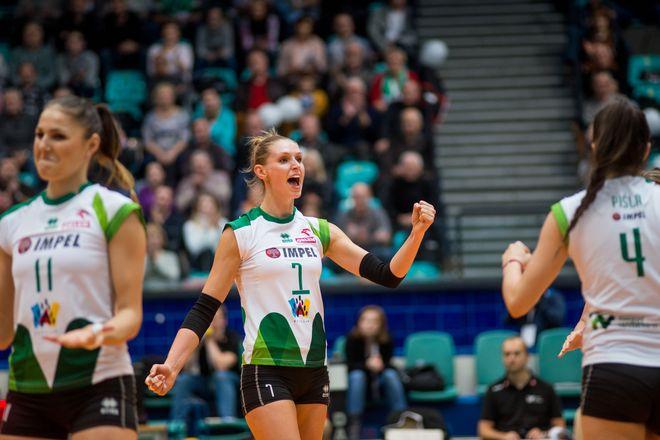 Joanna Kaczor ponownie zagra w barwach Impela Wrocław