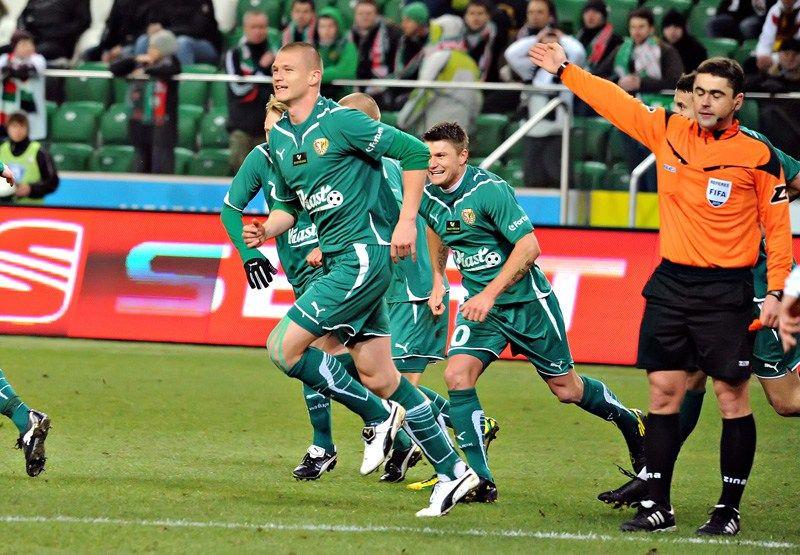 Czy Przemsyław Kaźmierczak strzeli dziś kolejnego gola?