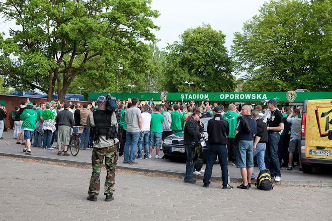 Stadion przy Oporowskiej znów może się wypełnić kibicami