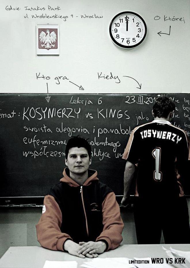 Mecz odbędzie się na stadionie przy ulicy Wróblewskiego, ale w innym terminie