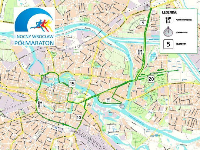 Krakowska firma TM-VIA uważa, że trasa biegu była zabezpieczona prawidłowo
