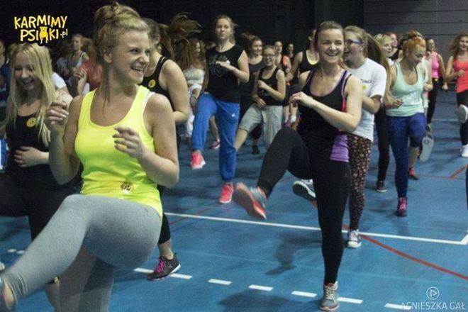 Tak bawiono się i tańczono w czasie maratonu zumby w Krakowie