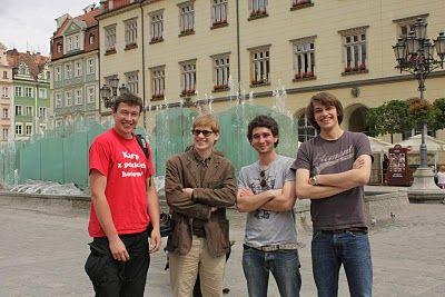Wrocławscy studenci podjęli wyzwanie jakim jest podróz do Mongolii i nauczanie na miejscu języka angielskiego.
