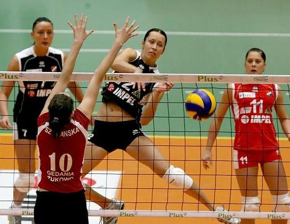 Katarzyna Mroczkowska jest mocnym punktem zespołu trenera Rafała Błaszczyka.